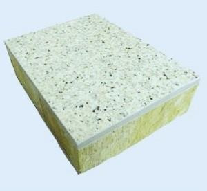 聚苯板保温一体板