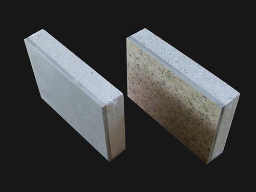 聚氨酯保温一体板