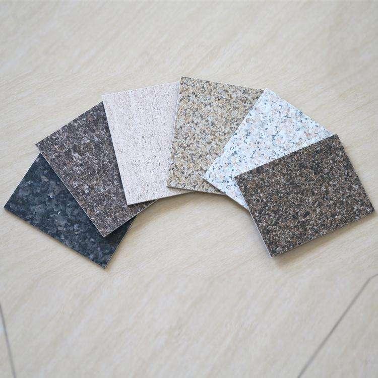 超薄石材保温一体板